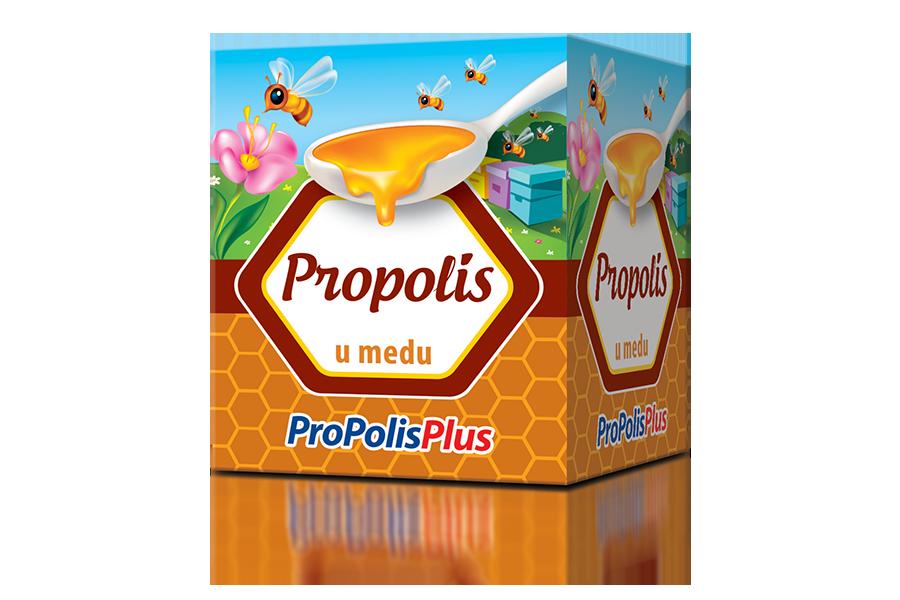 propolis u medu