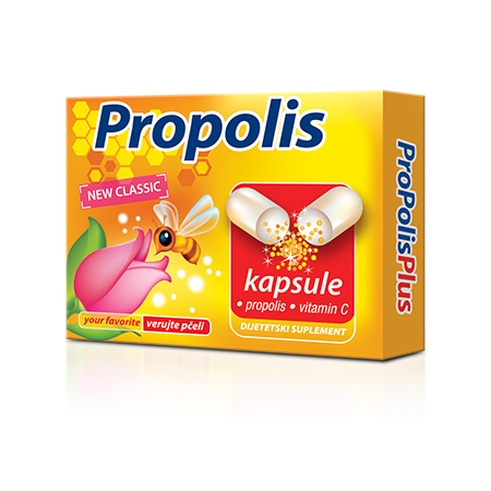 CAPSULES - ProPolisPlus