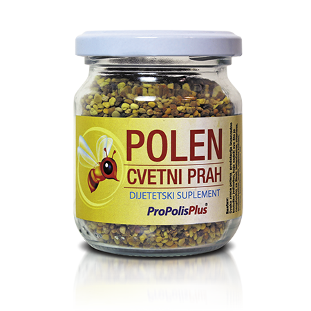 polen granule, propolis