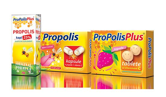 BEE PRODUCTS - ProPolisPlus